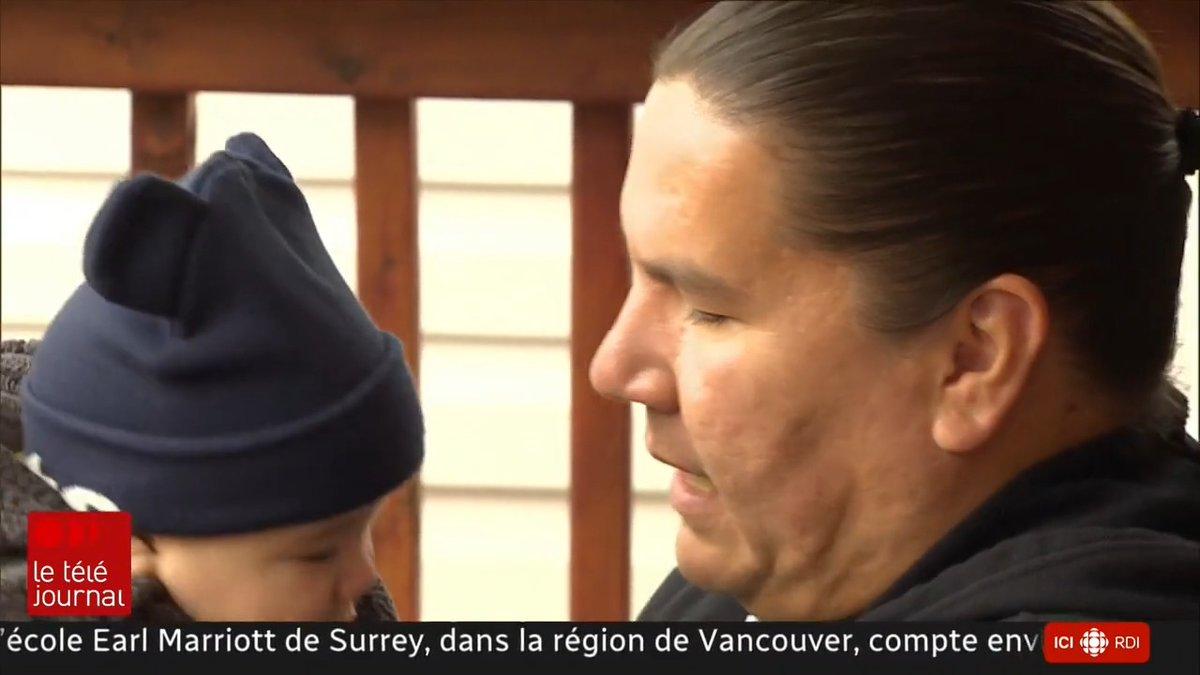 Des Autochtones changent de nom pour retrouver leur identité.  Reportage de @ValerieMBain au #TJ22h  #Autochtone #identité