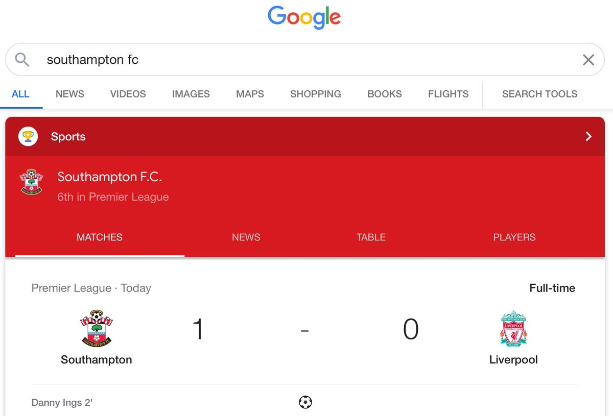 #Decent #SOULIV #SOTLIV #Southampton back up to 6th on the #PremierLeague table... https://t.co/ZD8It6bft8