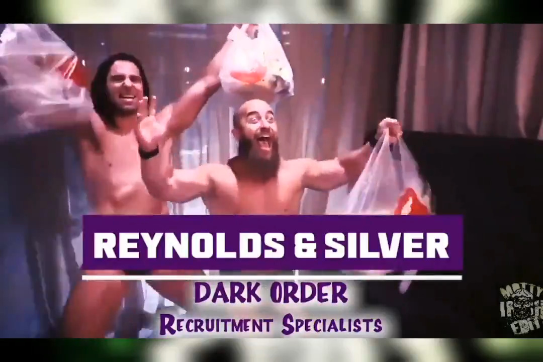 At Revolution this Sunday,  @SilverNumber1 and @YTAlexReynolds WILL become your NEW Number 1 Contenders for the AEW Tag Team Championships!  #AEW #AEWRevolution #JoinDarkOrder #AEWDynamite #AEWDark