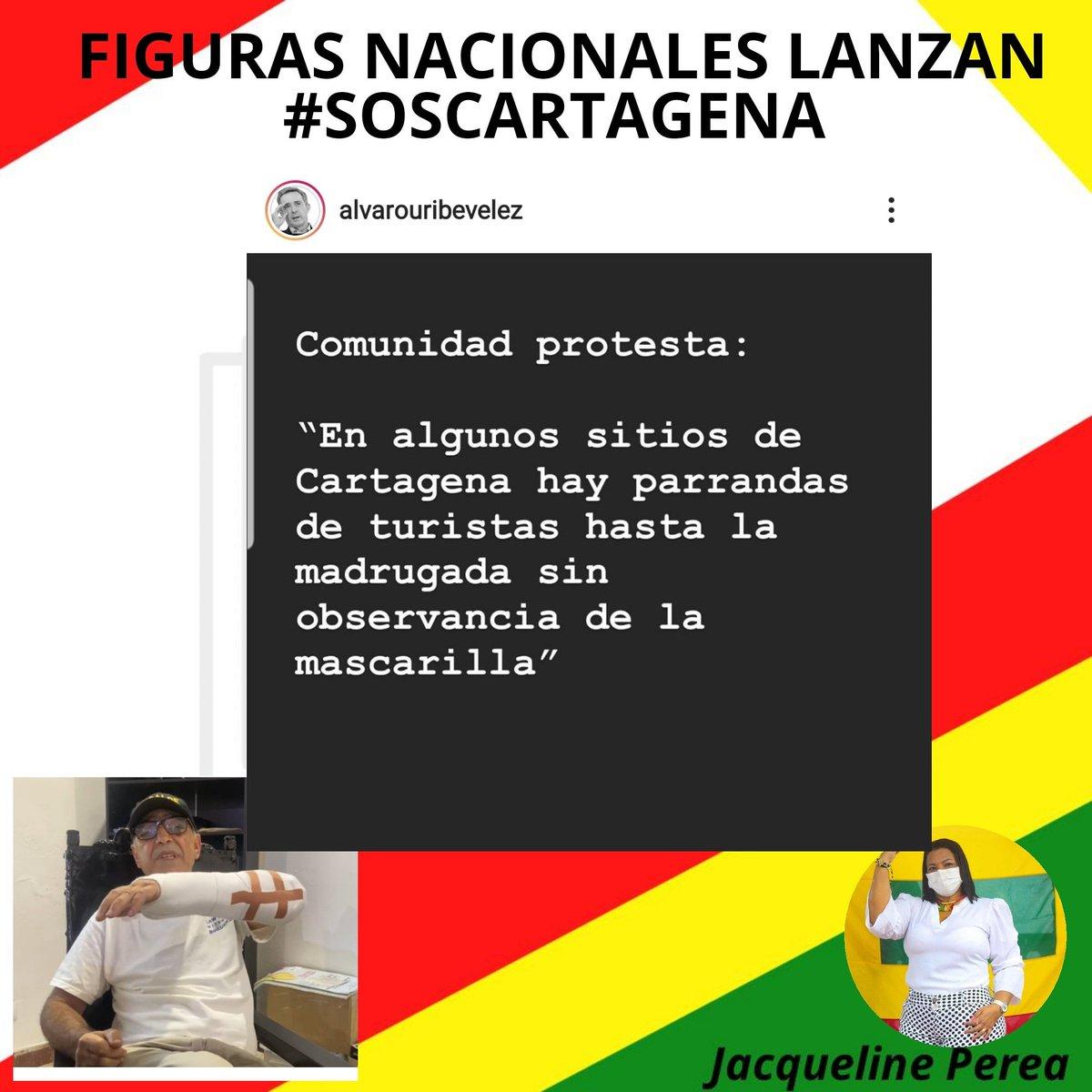 @AlvaroUribeVel @IvanDuque @daulaw @AlcaldiaCTG  Caos en Cartagena!! #SOSCARTAGENA #RevocatoriaYa