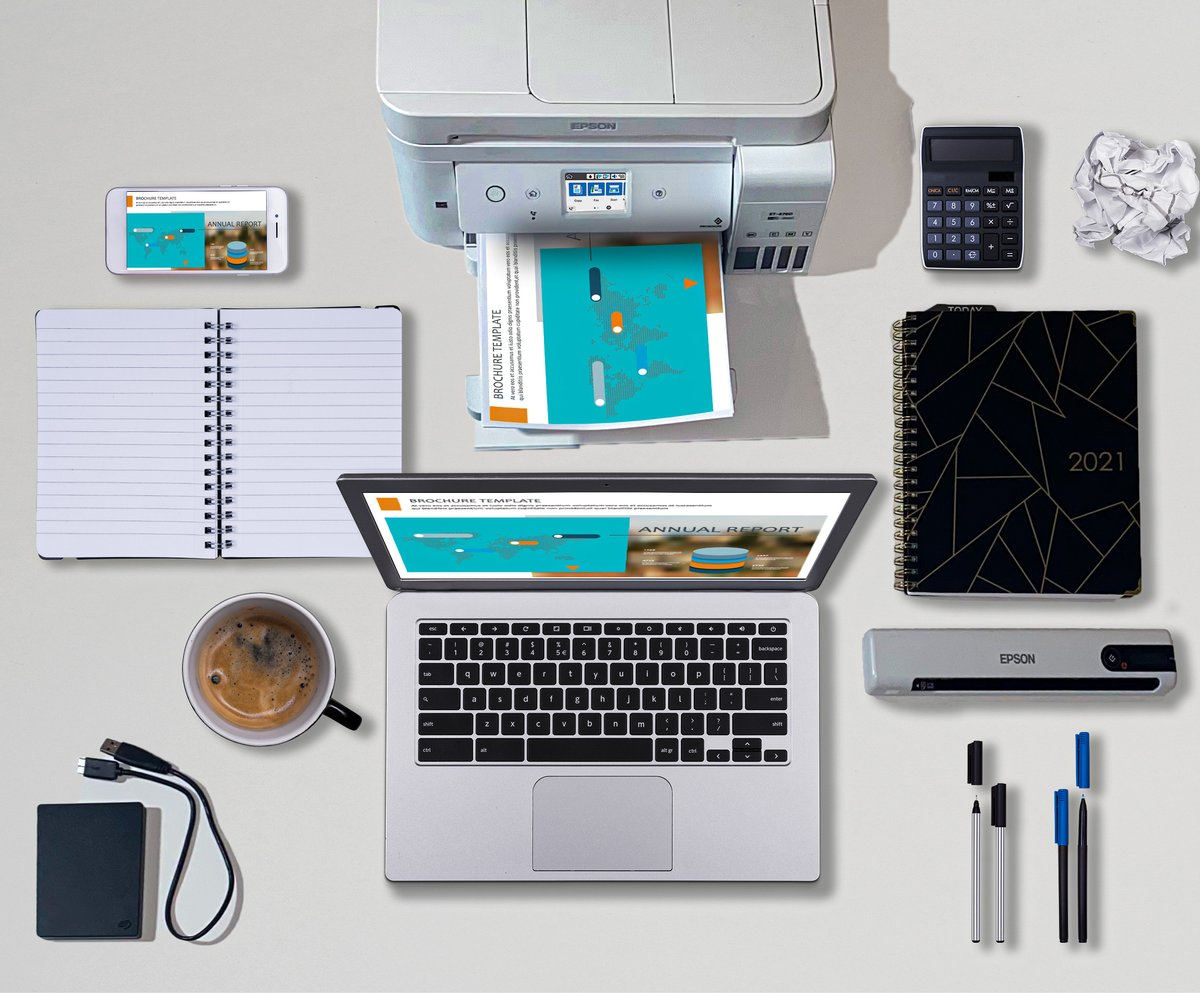 Make sure you have all the essentials as you head back to work!   #remoteoffice #remoteworking #workinginacafe #smartworking #homeoffice
