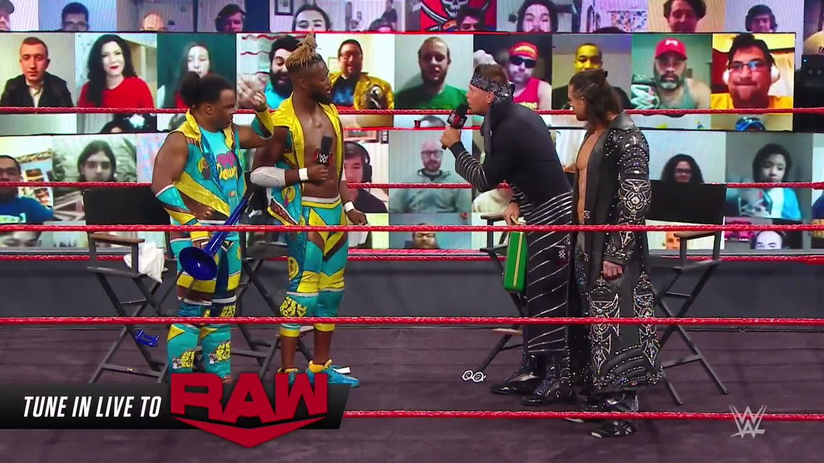 @WWE's photo on New Day