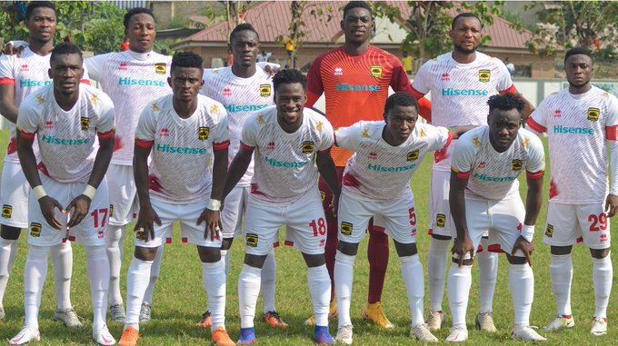 CAF Confederations Cup Draw: Asante Kotoko Drawn With ES Setif Of Tunisia