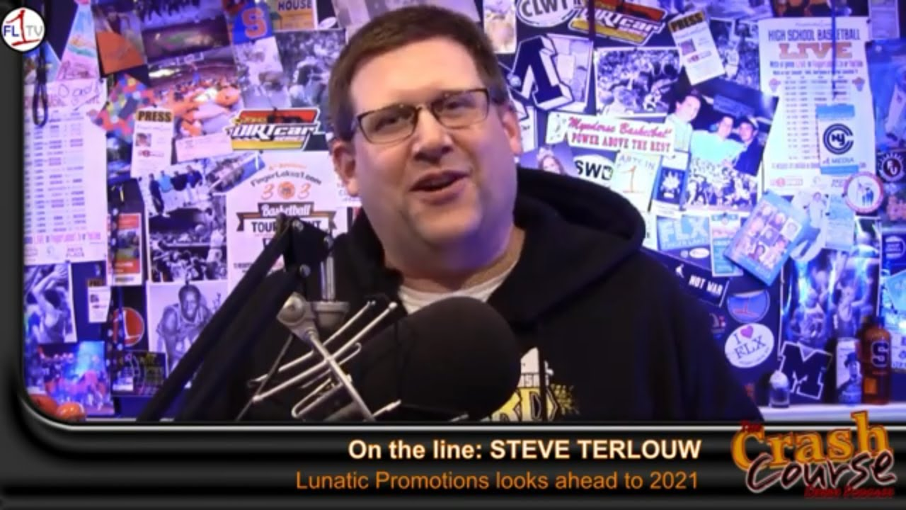 CRASH COURSE #337: Steve Terlouw talks TBone & Osky (podcast)
