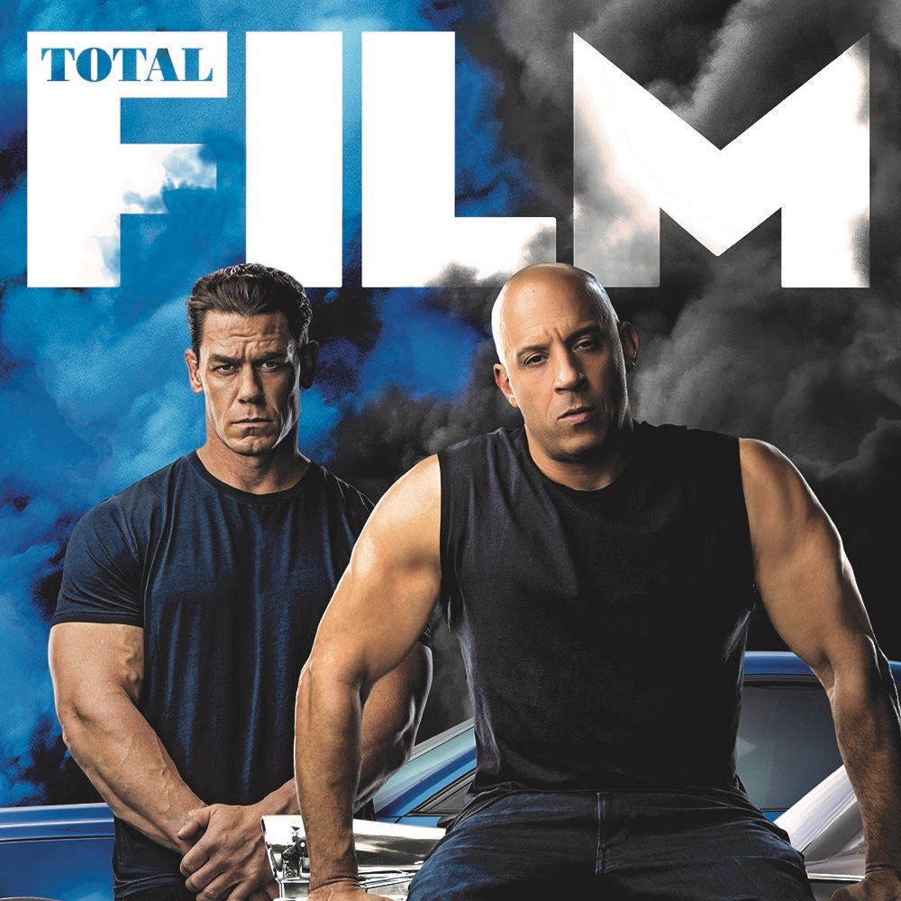 Had a blast speaking to @totalfilm with @vindiesel and @johncena about #F9 https://t.co/llxKAew6s1