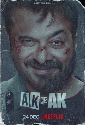 Mind has been blown!!! #AKvsAK is an phenomenal experience - @VikramMotwane take a bow my friend,@anuragkashyap72 how good are you!!! 👌🏽👌🏽 @AnilKapoor Sir, only you could do this,you are pure gold in this film but @HarshKapoor_ has outdone your entire performance in one scene.
