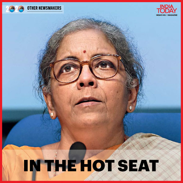 Click  to know what made #NirmalaSitharaman feature in our list of the Newsmakers of 2020? #MagazinePromo