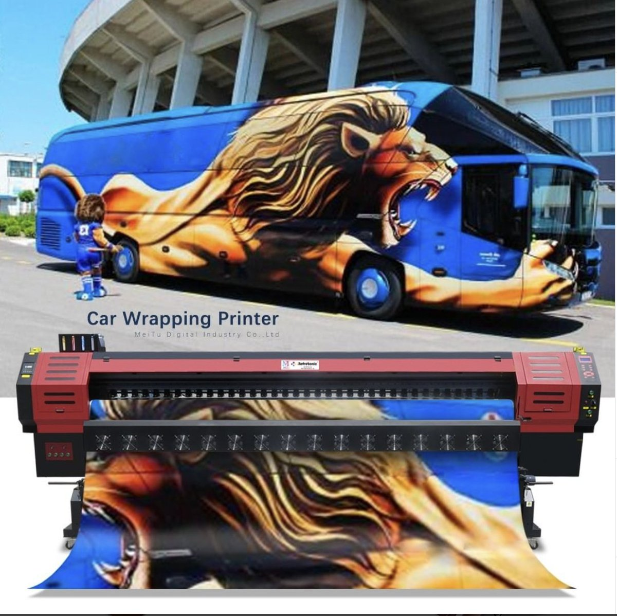 #ecosolventprinter #flexprinting #bannerprinting #substrateprinting #pvcprinting,#printadvertising, #wallpaperprinting, #flagprinting, #wrapprint, #printposter,  #vinylprinting,  If You Are Interested In Our Printing Machine.  Please Contact US Now!  0086 136 3662 7448 (WhatsApp)