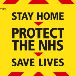 Image for the Tweet beginning: Stay at home. Protect the