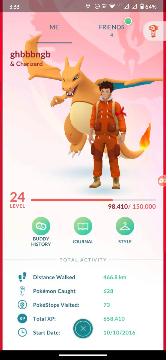 My tundra look along with my fire types   Charizard  Arcanine  Magmar  #PokemonGOTourContest