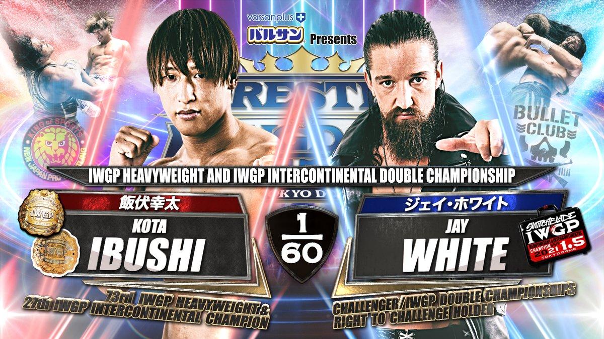 NJPW Wrestle Kingdom 15: Night 2 Results