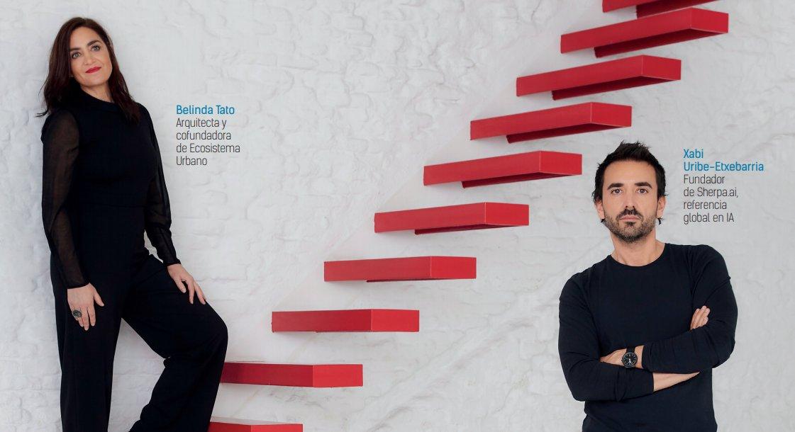 Reflexiones para construir un mundo mejor, más justo, #digital y sostenible  @belindadato y @uribeetxebarria reflexionan en #Telos115 sobre la necesidad de construir un nuevo #modelosocial.  @fundacionTef @revistatelos