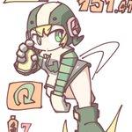 Image for the Tweet beginning: 久しぶりのガム姉  #JSR #ジェットセットラジオ