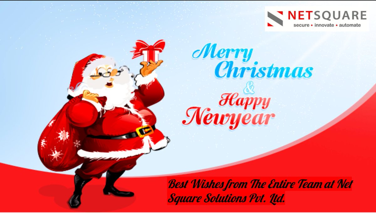 2021 Spirit Of Christmas Net Square Solutions Pvt Ltd On Twitter In The Spirit Of Christmas We Wish You The Best For Any And All Who Reside In Your Nest We Offer Tidings Of Prosperity And