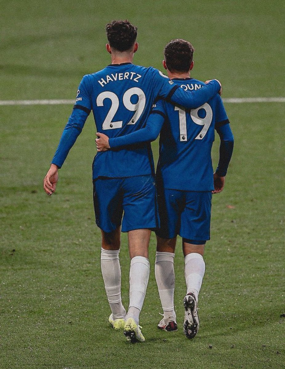 Chelsea's best line-up is always when these two start in midfield. #CFC