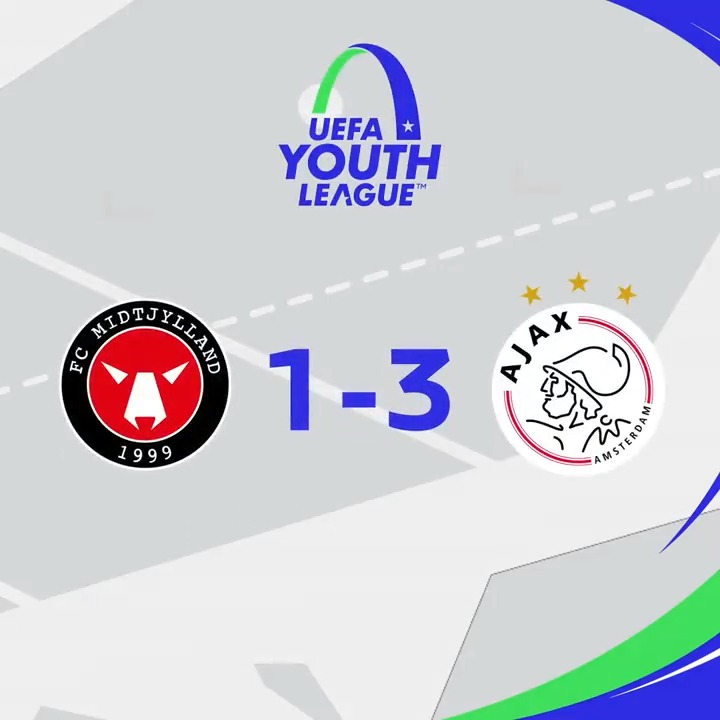 ⏪ How the 2020 #UYL was won 🏆   @AFCAjax kicked off the quarter-finals as they withstood a tough challenge from @fcmidtjylland with 3 superb goals ⚽⚽⚽