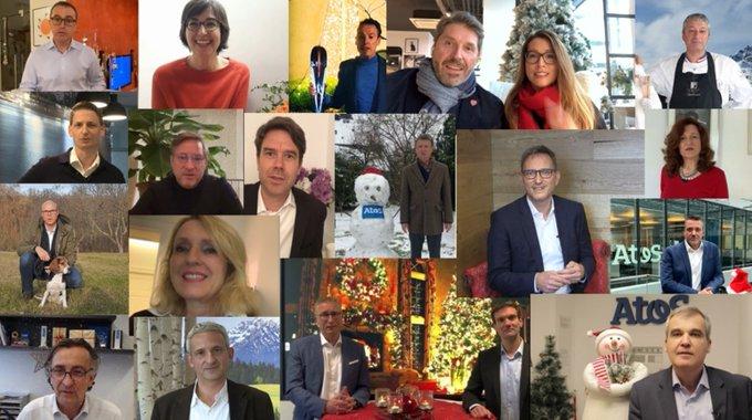 Das Management von @Atos Central Europe wünscht allen Kolleg*innen, Kunden und Partnern erholsa...