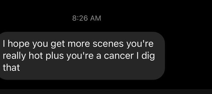 Cancer gang ♋️ https://t.co/fHCQfp6wtg