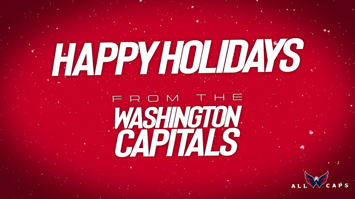We tried. 2020 won. 🥴 Next year, we sing.  #HappyHolidays #ALLCAPS Family!