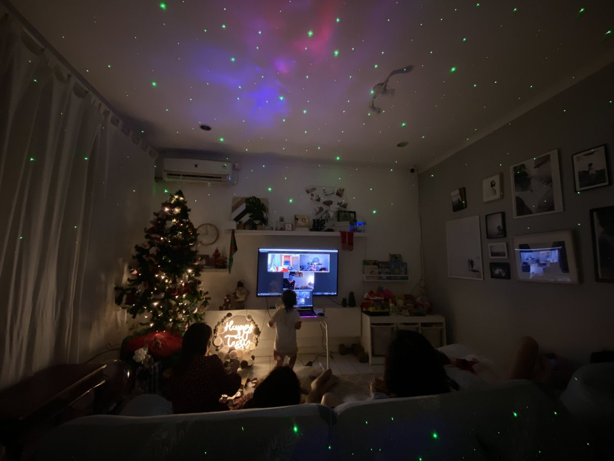 family christmas zoom