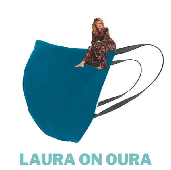 We know you've probably heard of Elf on the Shelf, but have you heard of Laura on Oura? ​ ​#myelf #maskup #reusablemask #elfontheshelf #weawramask #christmaseve