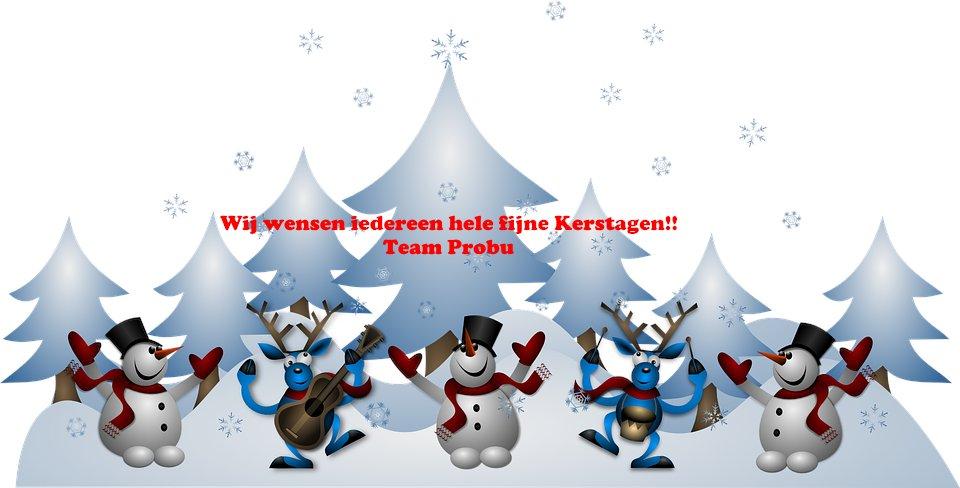 Fijne Kerstdagen!!!