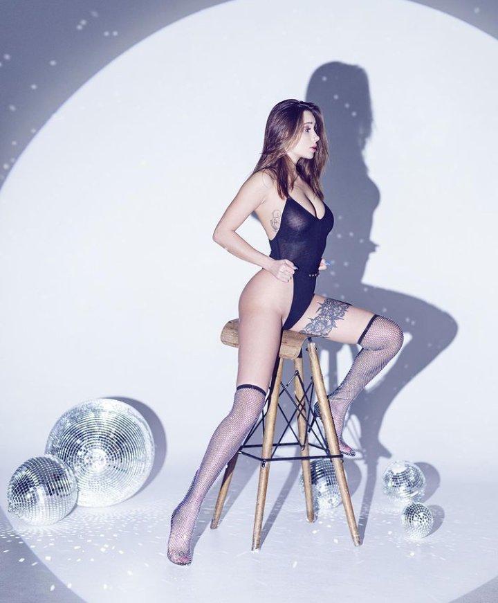 Liya Silver 8