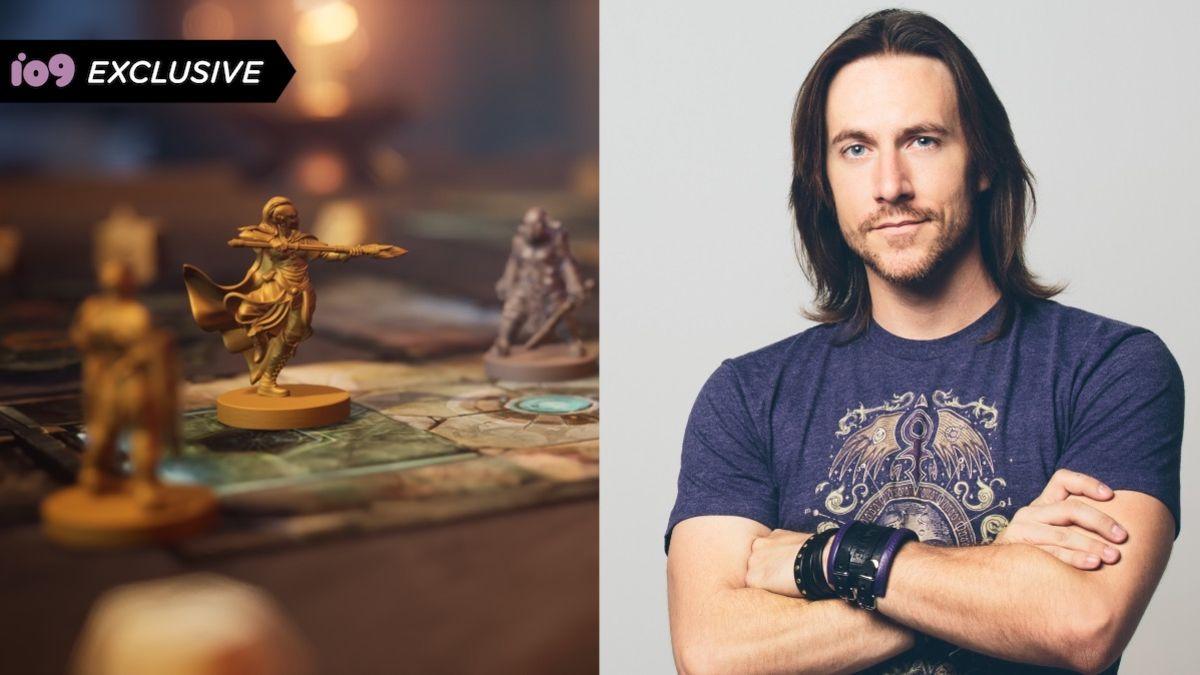 RT @Gizmodo: Critical Role's DM Will Spin a Yarn for Bardsung Dungeon Crawler