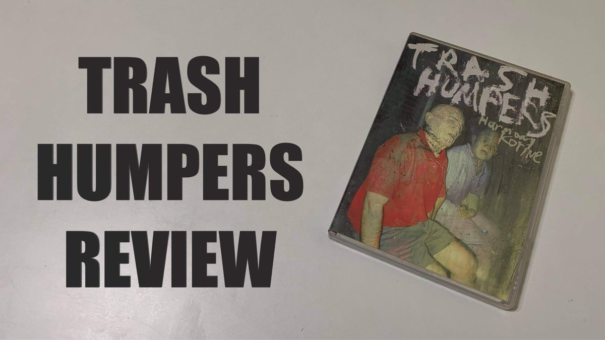 Happy Christmas-Eve everyone! As a treat I offer you a review of one of my all time favorite films, @harmfulkorine's Trash Humpers! Watch here:  #trashhumpers #harmonykorine #gummo