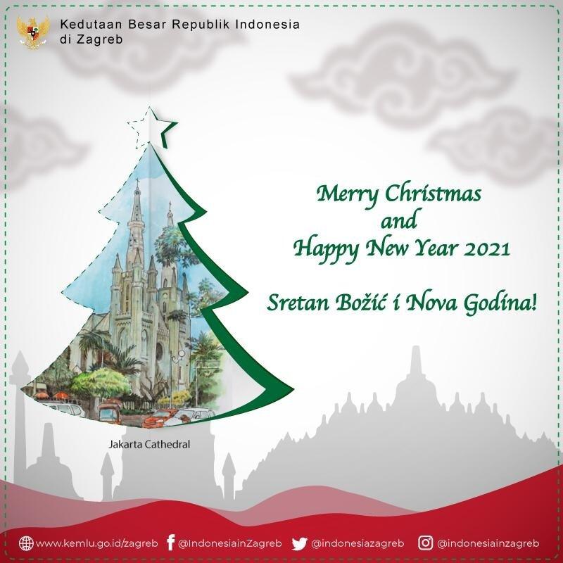 Indonesian Embassy Zagreb Indonesiazagreb Twitter