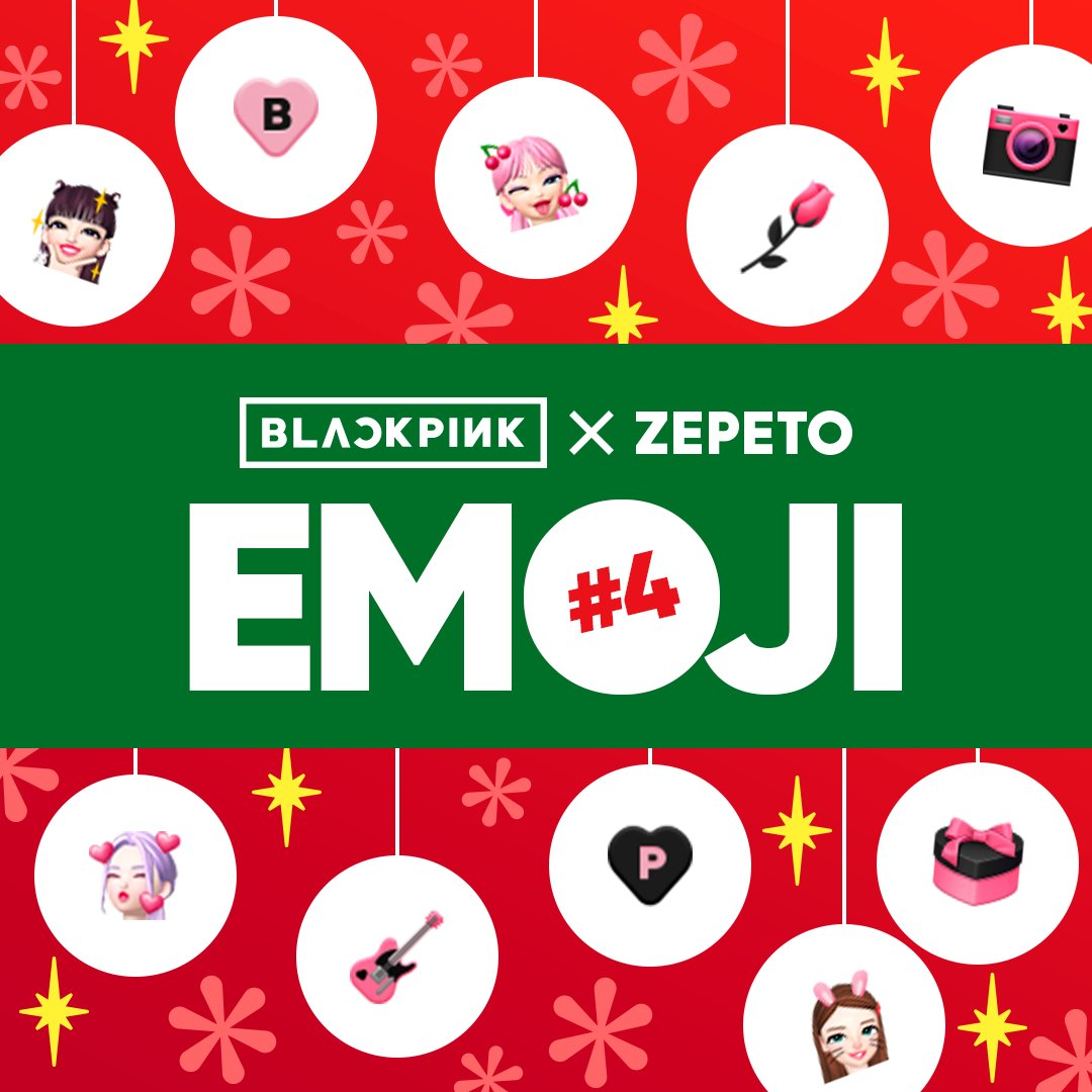 Christmas gift from BLACKPINK X ZEPETO! 🎁  →   #BLACKPINK #블랙핑크 #PALMSTAGE #THESHOW #LIVESTREAMCONCERT #ZEPETO #YOUTUBEMUSIC #YOUTUBE #YG