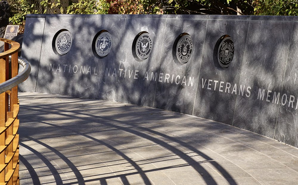 """Our Year in Review: NOVEMBER  On #VeteransDay we did more than say """"Thank you for your service.""""   On #NativeAmericanHeritageDay we honored the contributions of today's Native Americans.  And on #Thanksgiving we were thankful for our colleagues & partners."""