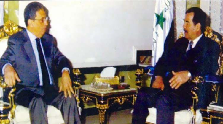 بوابة الوفد عمرو موسى يكشف ما أخبره به صدام حسين عن السلاح النووي قبل غزو العراق (فيديو)