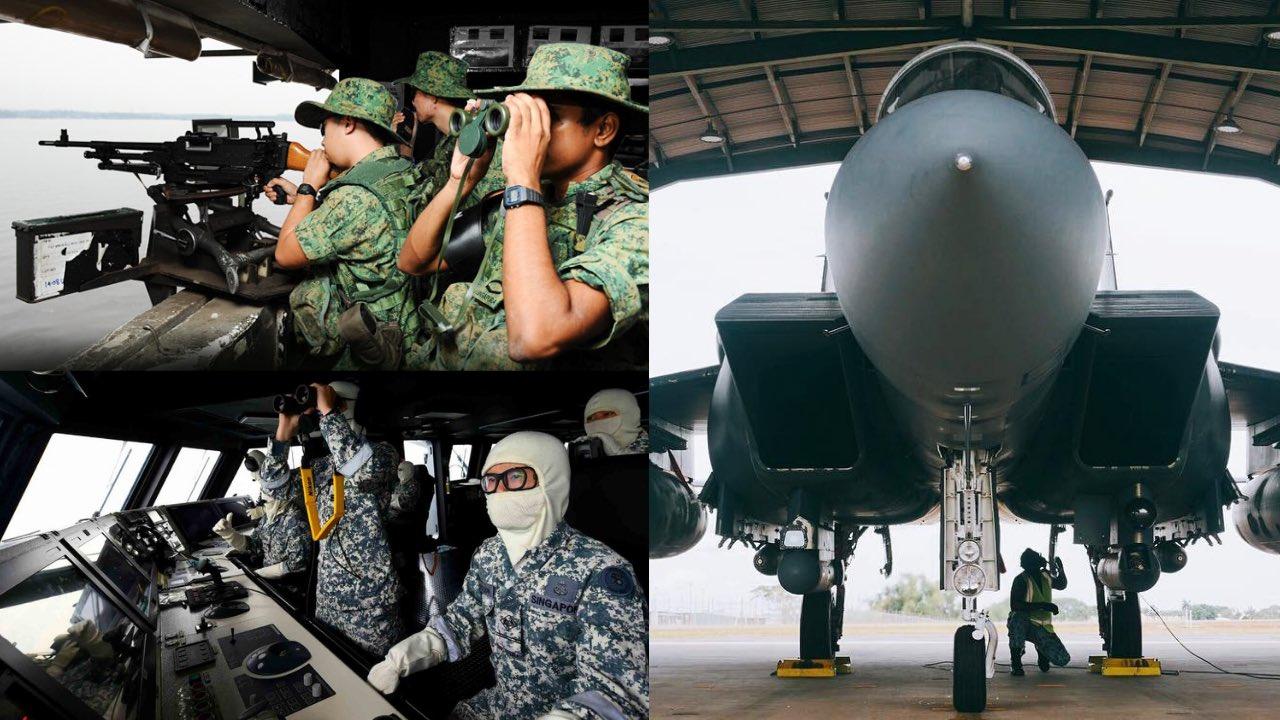 Forces armées de Singapour/Singapore Armed Forces (SAF) - Page 13 EqC3CPSVQAAFSn1?format=jpg&name=large