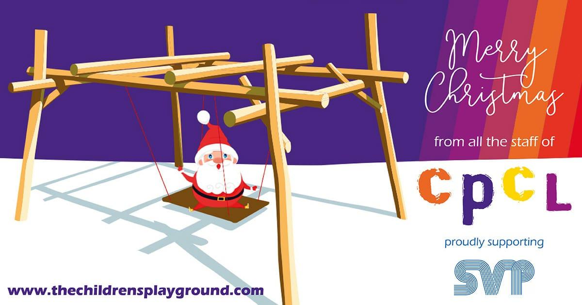 The Childrens Playground Company Tweet Image