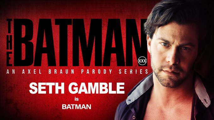 I will be on the @LethalLightnin Podcast Discussing #Batman XXX an @axelbraun Parody  and all things