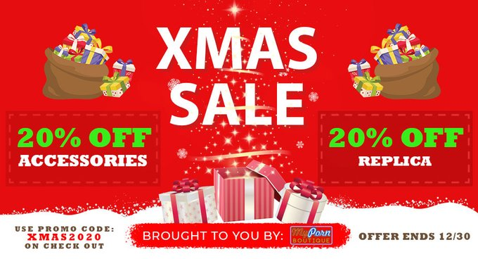 CHRISTMAS SALE ongoing from my store!! Purchase anything at 20% off. Valid till 30th December, 2020 https://t