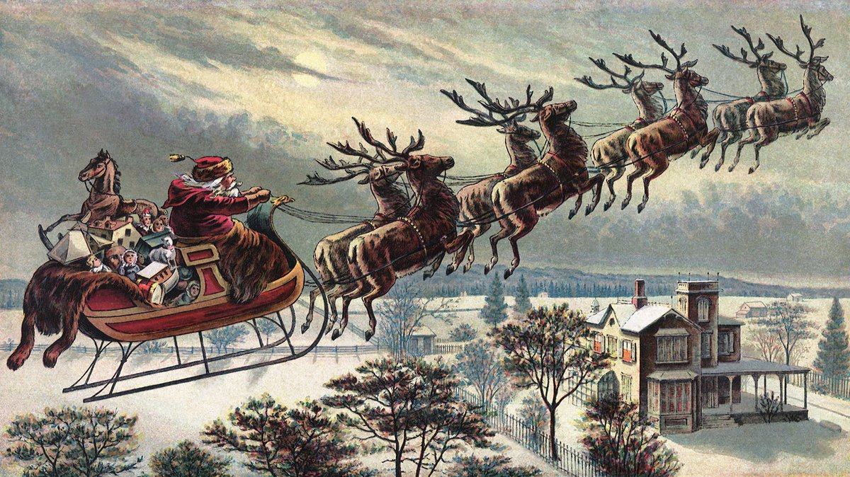 Santa doesn't know Zoology:  Both male & female Reindeer grow antlers. But all male Reindeer lose their antlers in the late fall, well-before Christmas.  So Santa's reindeer, which all sport antlers, are therefore all female, which means Rudolf has been misgendered.
