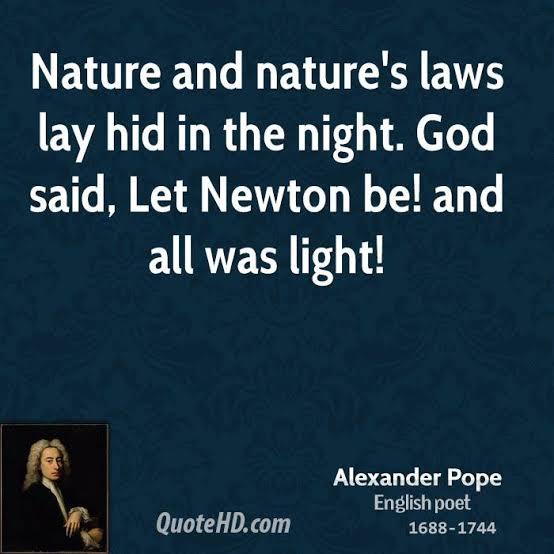 @neiltyson Merry Isaac Newton's birthday!