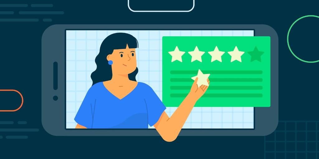 ⭐️ Leverage the In-App Review API.  It's now easier than ever to prompt users to leave @GooglePlay reviews from within your app, to get valuable insight on what they love and what they want improved.  Learn more →