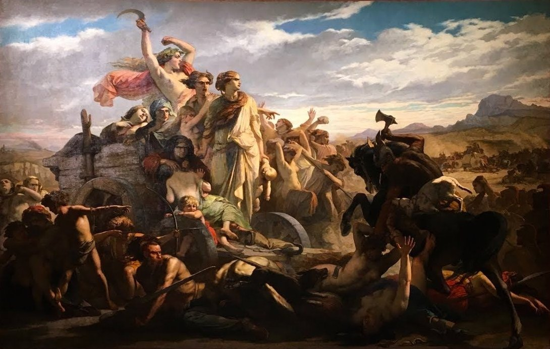 Before the Cimbri began their Confederation, most Celtic Factions had already aligned with Rome. They saw the Cimbri as a threat, and called on Rome to protect them. They embarrassed the Romans in battle before securing influence over Gaul, assimilating Germano-Celtic relations.