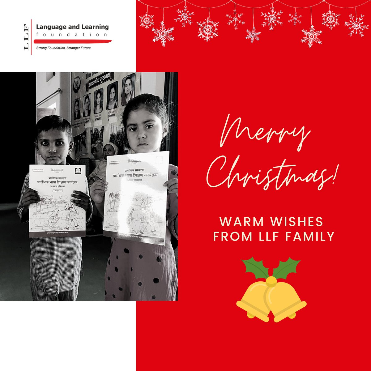 Wishing you all a very joyful  Christmas celebration 😊 Thank you for your amazing support throughout the year!!!  Stay Safe | Stay Healthy | Stay At Home 🏡  #christmas #joy #children #education #FoundationalLearning