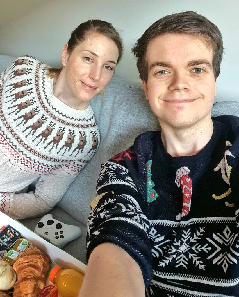 ODPixel - Our fifth Christmas together! ❤ Merry Christmas everyone!  Much love to you all from both of us!