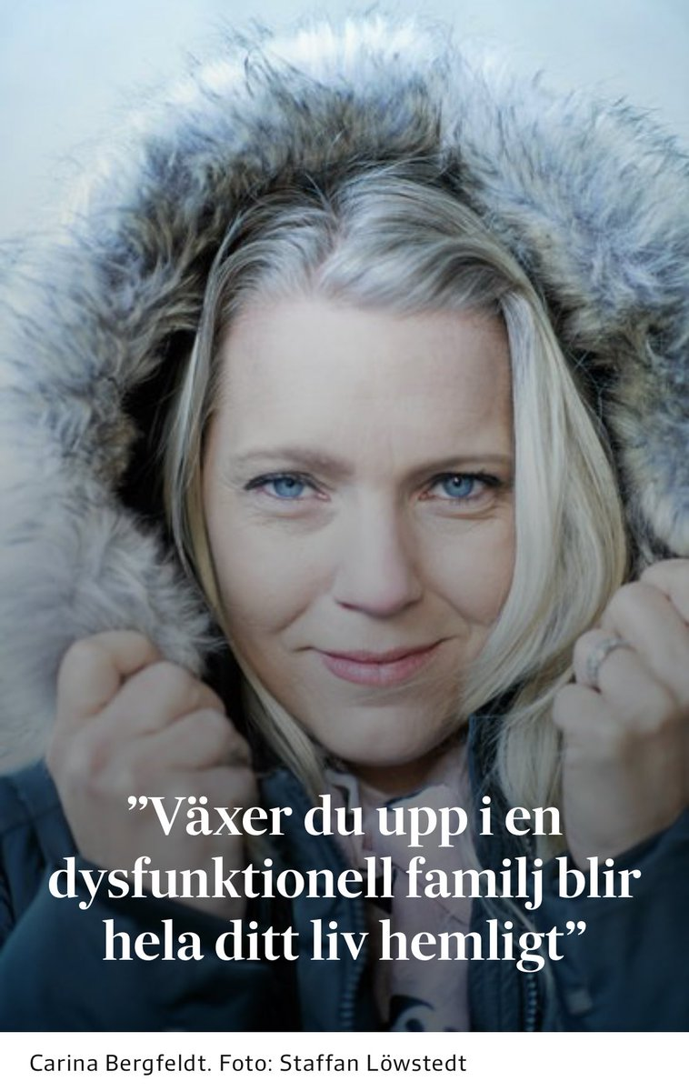 Carina Bergfeldt Carinabergfeldt Twitter