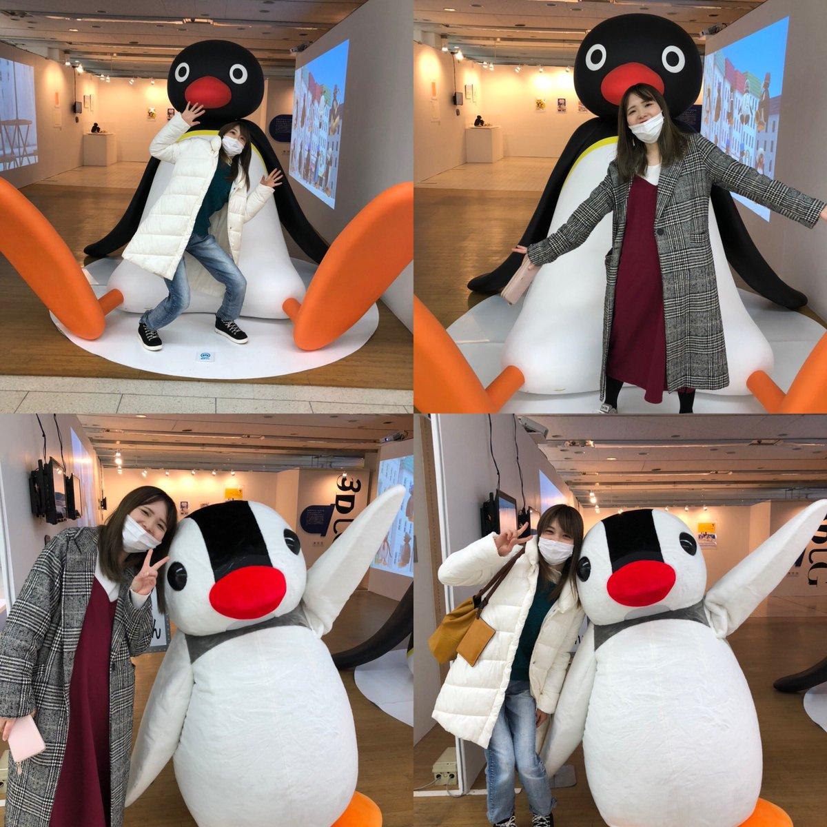 ピングー 展 大阪
