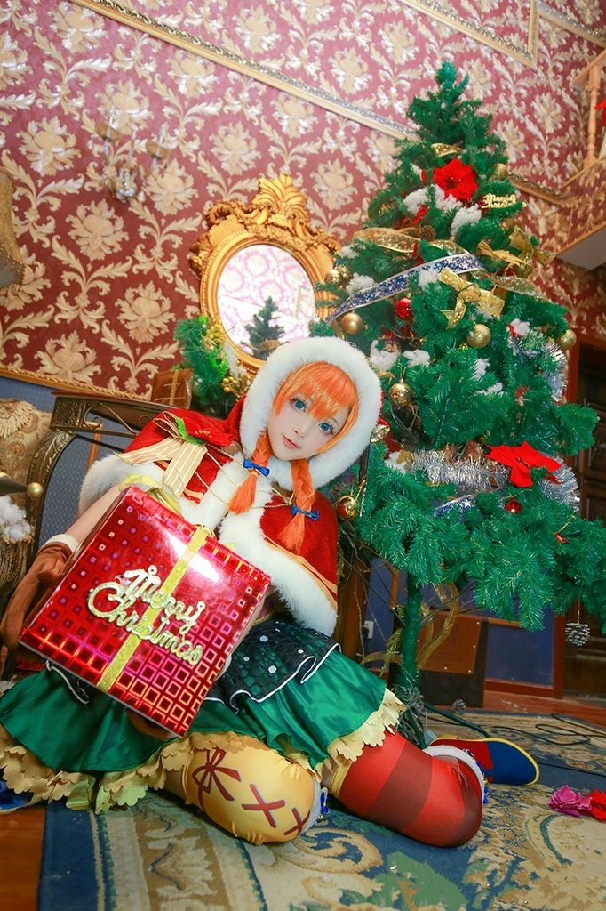画像,❄️Merry Christmas!🎄#lovelive https://t.co/hbD5cOmrFK。