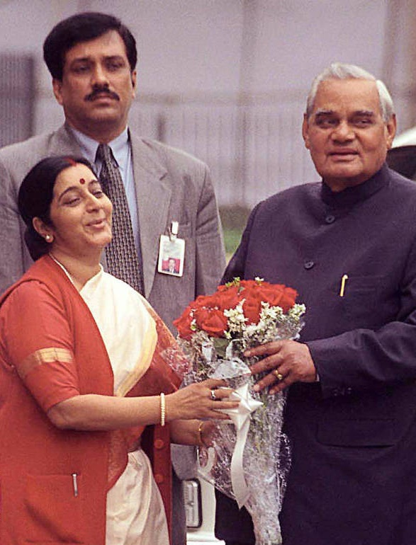 Remembering Bharat Ratna Shri. Atal Bihari Vajpayee ji on his birthday. His stellar speeches are an inspiration for generations to come.   #AtalBihariVajpayeeJi