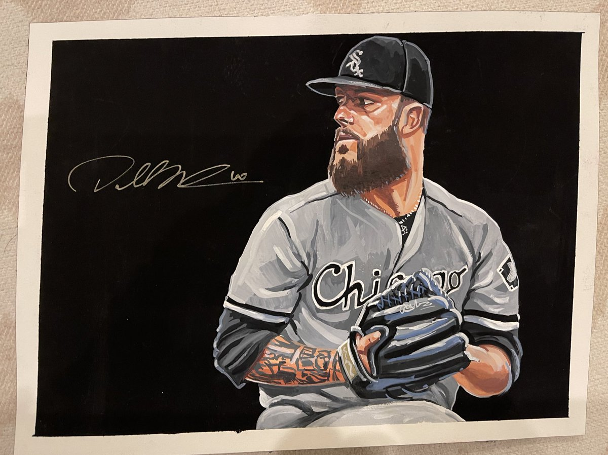 Merry Christmas. Happy Holidays. However you want to say it. It's been a year, and I'm so appreciative of all the support you have given me. I want to give out this autographed original @kidkeuchy painting.   To win:   To win:  1. Follow 2. Tag a friend 3. Like and retweet. https://t.co/f0sicM2fwR