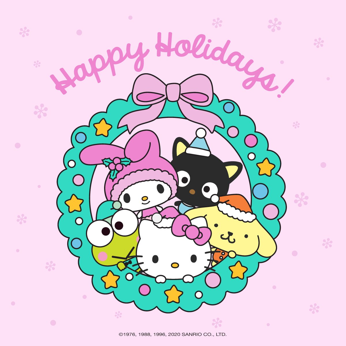 Happy Holidays! 🎄💕