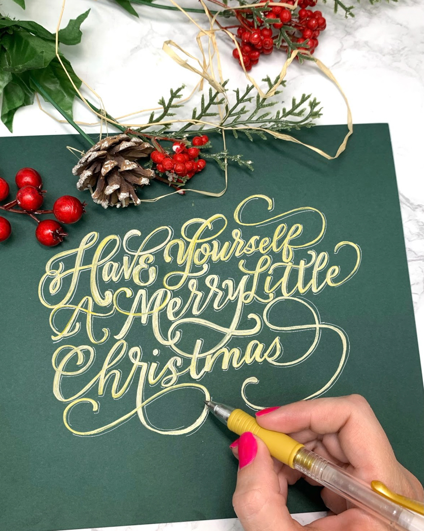 From all of us at Pilot Pen, Merry Christmas! 🌟 #PowerToThePen 📸: